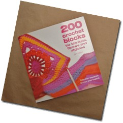 200 crochet blocks book