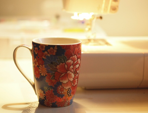 tea and sew