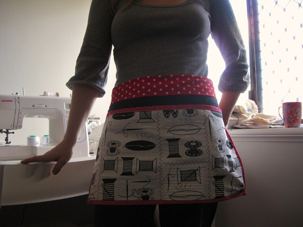 an apron for me