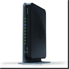 Netgear N600 Wireless Dual Band Gigabit Router WNDR3700