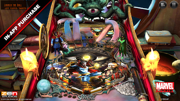 Screenshot of Marvel Pinball