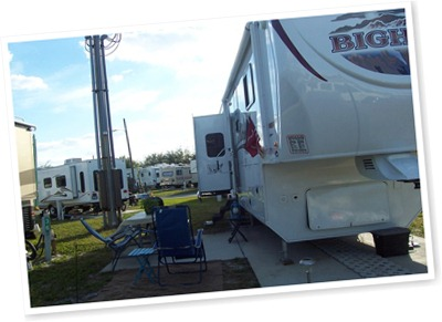 View Our rig at MacDill AFB