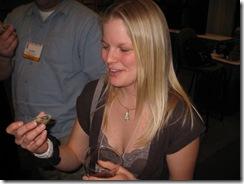 Carly Daniels, PhD Researcher