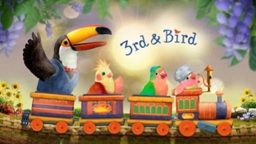 ΟΔΟΣ ΤΣΙΟΥ 3 - 3RD AND BIRD Season 2 N.M.S (NET) [ΜΕΤΑΓΛΩΤΤΙΣΜΕΝΟ ΣΤΑ ΕΛΛΗΝΙΚΑ]