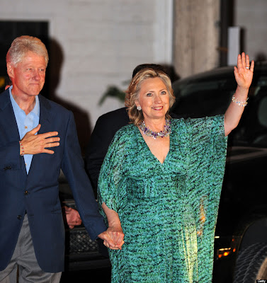 bill-and-hillary-clinton-wedding-dress-photos-pictures