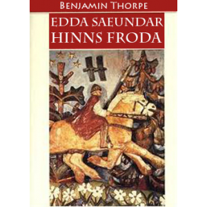Poetic Edda Edda Saeundar Hinns Froda Cover
