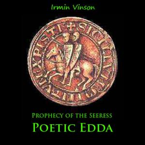 Prophecy Of The Seeress Poetic Edda Cover