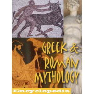 An Encyclopedia Of Ancient Greek And Roman Mythology Cover