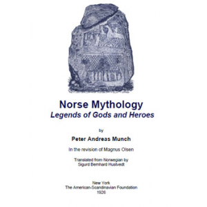 Norse Mythology Legends Of Gods And Heroes Cover