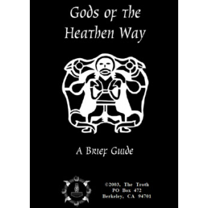 Gods Of The Heaten Way A Brief Guide Cover
