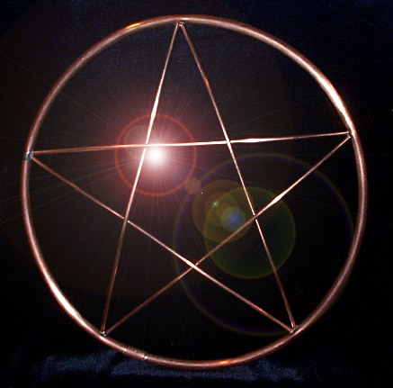 The Pentagram Cover