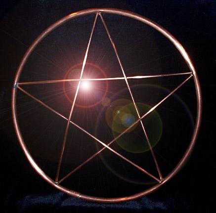 The Pentagram Cover
