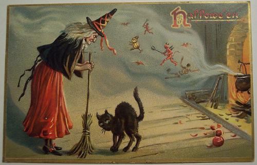 Samhain Blessing Cover
