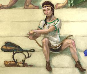 Artemis Roman Diana Cover