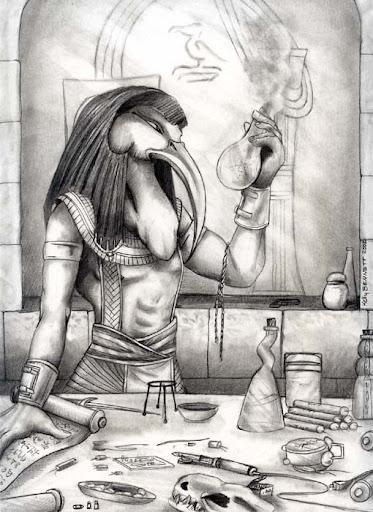 Egyptian Gods Faq Cover