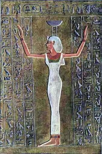 Goddess Nephthys Cover