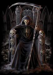 The Grim Reaper Cover