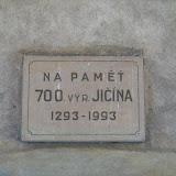 W Jicinie (miasto Rumcajsa)