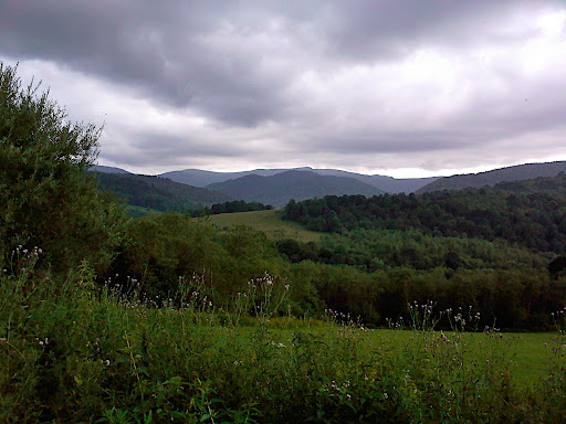 Krajobraz z Punktu Widokowego