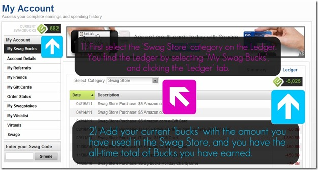 all time swagbucks