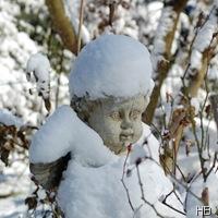 Schnee © H. Brune