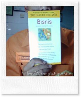 Buku Miss Bawell