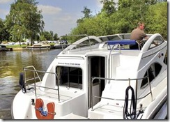 Boating Holidays on Norfolk Broads