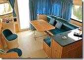 Luxury Boat Interiors