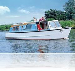 Weekend Boat Hire Norfolk Broads