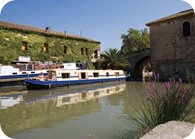 Canal Boats for Hire in France