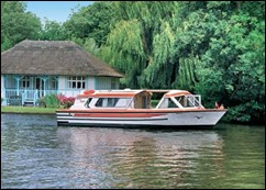 Wide Choice of Canal Boats and River Cruisers