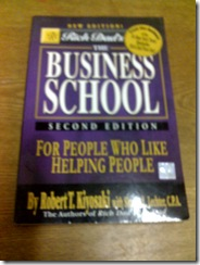 The Business School – For People Who Like Helping People
