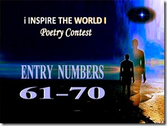61 to 70 entry of poems