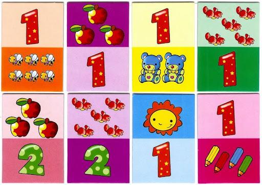 tarjetas de educacion infantil