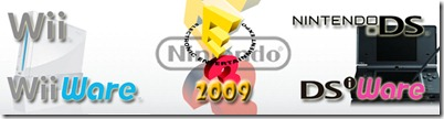 Super MarioJr Blog logo-E3 2009