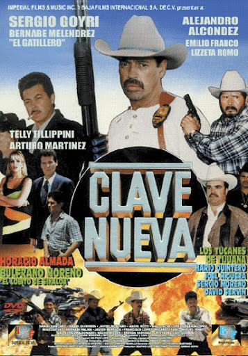 Alejandro Alcondez Clave Nueva Movie Poster