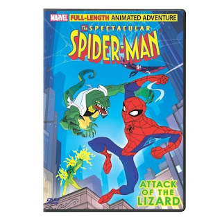 rapidshare.com/files Spectacular  Spiderman Attack Of The Lizard (2008) STV DVDRip XviD - BULLDOZER