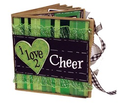 Cheerleading Green 1