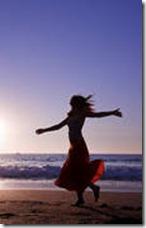beach dance