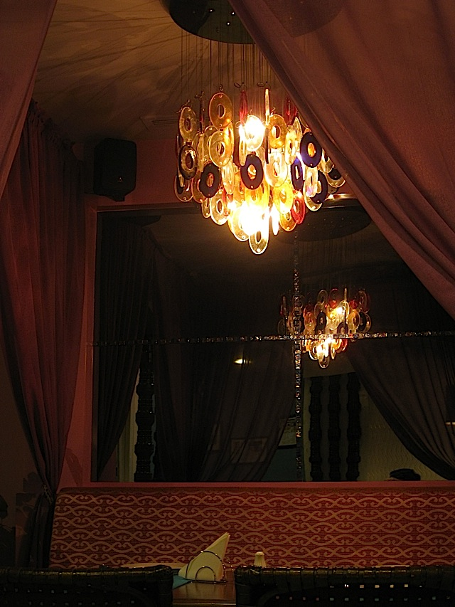 interior of Shomal by Hossein restaurant