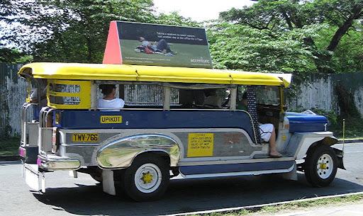 U.P. Ikot jeepney