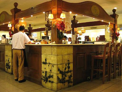 Figaro Coffee at the Shangri-La Plaza mall