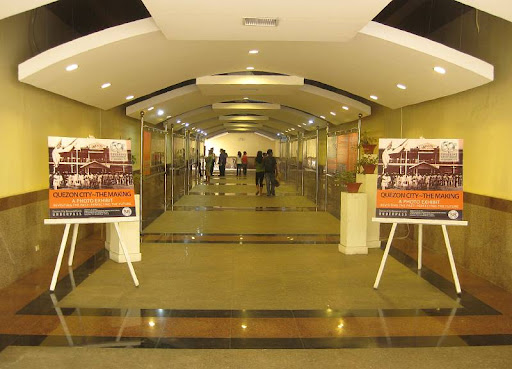 Belmonte Underpass with a photo exhibit