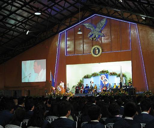 Ateneo de Manila Loyola Schools graduation 2009