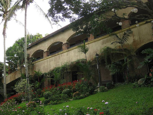hall which has most of the function rooms in Caleruega in Batangas