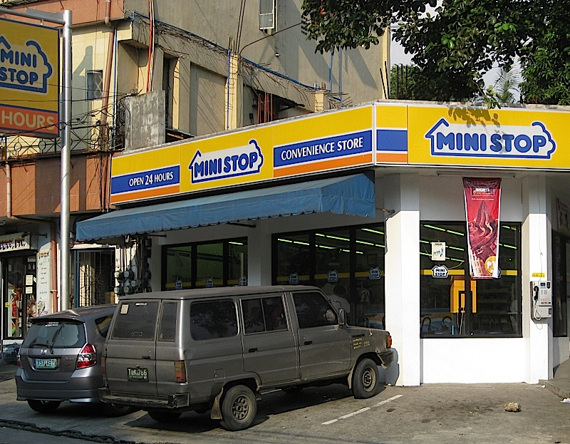 Ministop convenience store