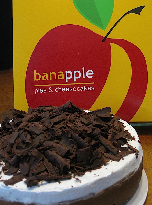 Banapple's Banoffee Pie