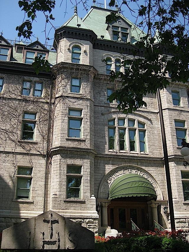 Hôtel de Ville de Québec, Quebec City