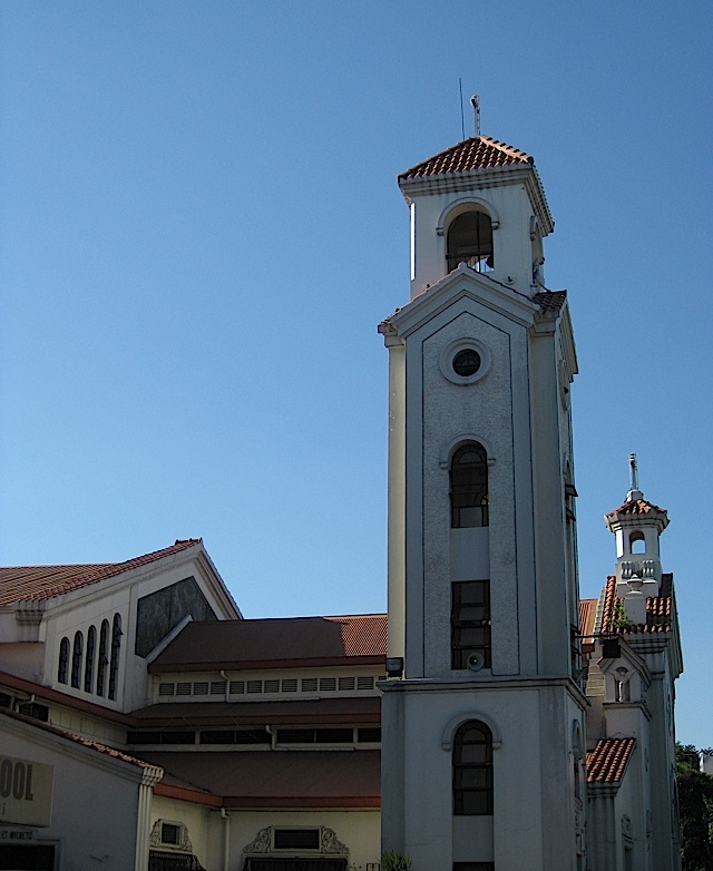 Pinaglabanan Church