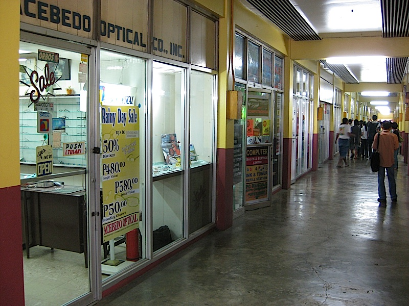 University of the Philippines shopping center